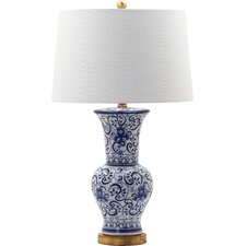 "Dalton 28"" H Table Lamp with Empire Shade"