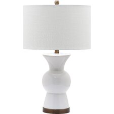 """Berkeley 26"""" H Table Lamp with Drum Shade"""