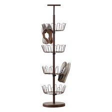 Wayfair Basics 4 Tier Shoe Rack