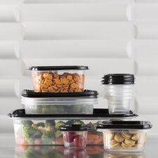 Wayfair Basics 26 Piece Plastic Food Storage Container Set