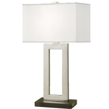 """29"""" Table Lamp with Rectangular Shade"""