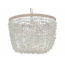 3 Light Inverted Pendant Lamp