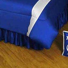 NHL Tampa Bay Lightning Polyester Jersey Bed Skirt