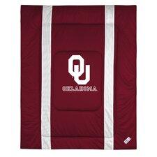 NCAA University of Oklahoma Sidelines Comforter