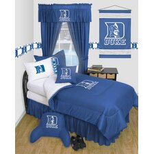 NCAA Duke Bed Skirt