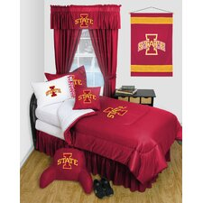 NCAA Iowa State Bed Skirt