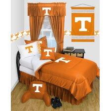NCAA Tennessee Bed Skirt