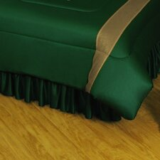 NHL Minnesota Wild Polyester Jersey Bed Skirt