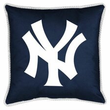 MLB New York Yankees Sidelines Throw Pillow
