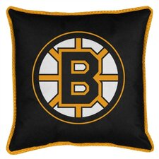NHL Boston Bruins Throw Pillow