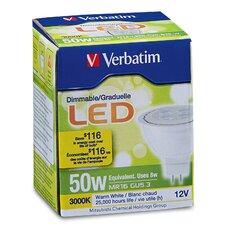 8W 12-Volt (3000K) LED Light Bulb