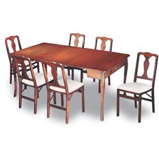 Traditional Expanding Dining Table