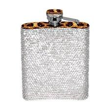 Leopard Crystal Flask