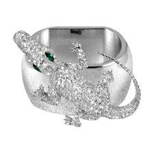 Crocodile Napkin Ring (Set of 4)