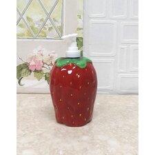 3D Strawberry Soap Dispenser