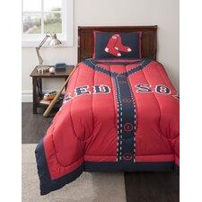 MLB Jersey 2 Piece Comforter Set
