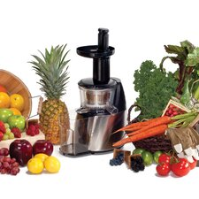 Stainless Steel Smart Juicer