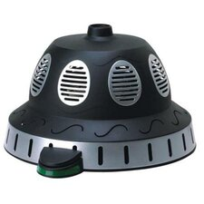 1500W Ceramic PTC Floor Outdoor Electric Patio Heater