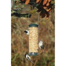 Spruce Peanut Silo Tube Bird Feeder
