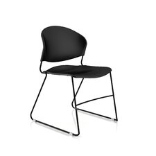 Jet Armless Stacking Chair (Set of 4)