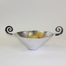 Sketch Deep Oval Decorative Bowl