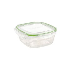 Facilita 10 oz. Hot Square Bowl with Lid