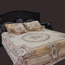 Woven Desert Blossom Bedspread Set