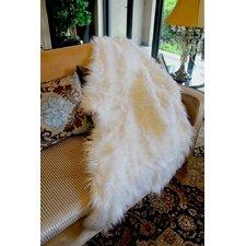Lion Pile Faux Fur Throw Blanket