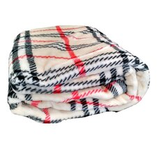 Ritz Flannel Polyester Throw Blanket