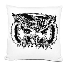 Wildlife Owl Limited Edition Eco Luxury Pillow Cover