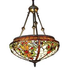 Serena d'italia 2 Light Hanging Pendant Lamp