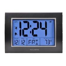 AcuRite LCD RCC Alarm Clock