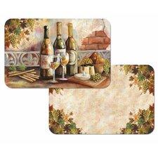 Tuscan Pinot Reversible Place Mat