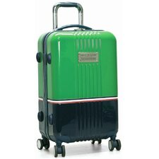"""Duo Chrome 21"""" Spinner Suitcase"""