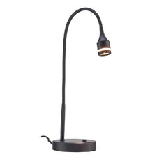 "Prospect 18"" LED Desk Lamp with Novelty Shade"