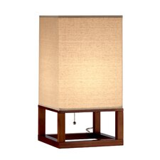 "Harper 20"" H Table Lamp with Rectangular Shade"