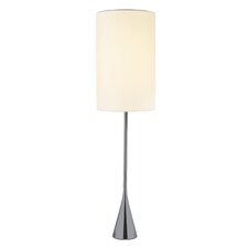 "Bella 36.25"" Table Lamp with Drum Shade"