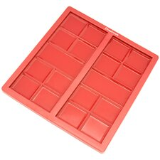 2 Cavity Silicone Mold Pan