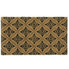 Classic Fleur de Lis French Home Doormat