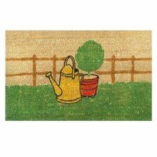 Herb Garden Home Doormat