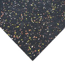 """Elephant Bark"" 180"" Recycled Rubber Flooring Roll"