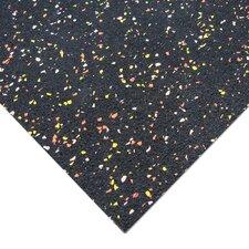 """Elephant Bark"" 300"" Recycled Rubber Flooring Roll"