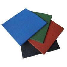 """Eco-Sport"" Interlocking Rubber Tile (Set of 5)"