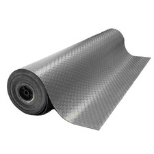 """Coin-Grip"" Anti-Slip Rolled Rubber Mat"
