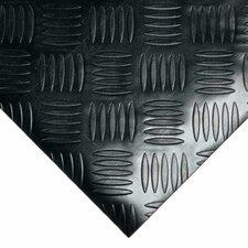 """""""Diamond-Grip"""" 108"""" Resilient Flooring Mat Roll"""