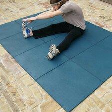 """Eco-Sport"" Interlocking Rubber Tile (Set of 10)"