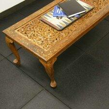 Eco-Sport Interlocking Flooring Rubber Tile (Set of 24)