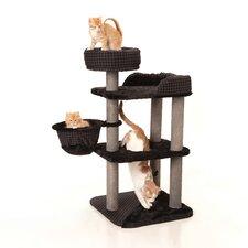 "52"" Playset Cat Tree"