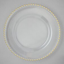 "13"" Bead Charger Plate (Set of 4)"