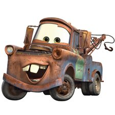 "Disney ""Cars 2"" Mater Cutout Wall Decal"